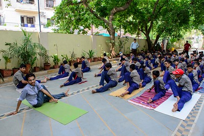 Sadhana School Yoga