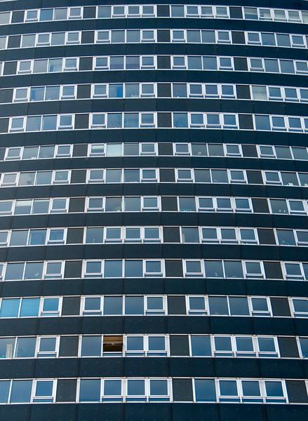Annex Building, Gasometer, Vienna, Austria