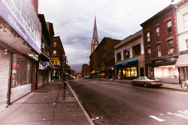 Manhattan Avenue, Greenpoint - Brooklyn