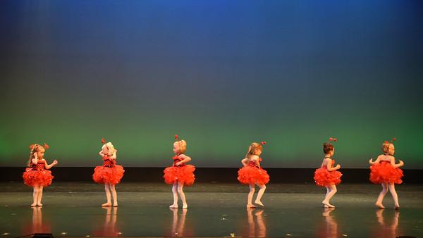 Dance Fundamentals 3-4yrs Wednesday AM