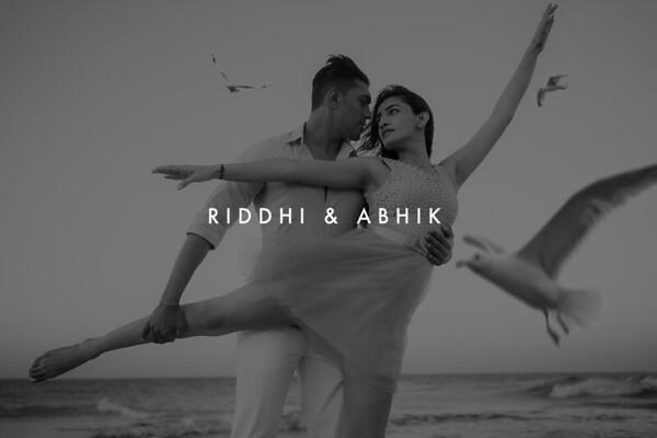 Riddhi and Abhik | Ahmedabad