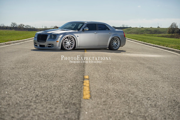 Chrysler 300 & Dodge Challenger Shoot