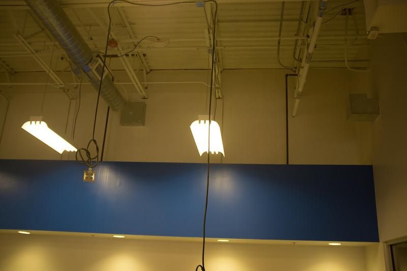 Hub Space - Ceiling