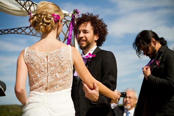 Amanda & Lonnie - Ceremony