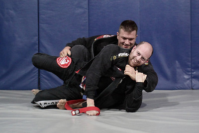 Gracie Barra Vancouver In-House Tournement (March 2009)