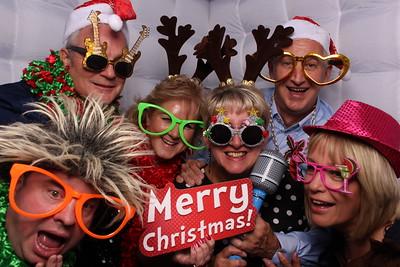 Botleigh Grange Christmas Party (Millenium Suite) 15th December 2018
