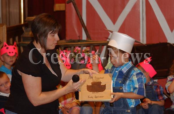 05-21-15 NEWS ARK Preschool Graduation