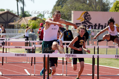 Foothill Double Dual Meet boys