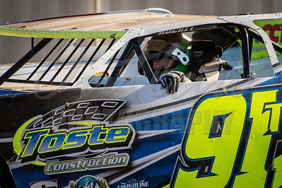 Late Model Shootout - Modifieds - Oct 3, 2015