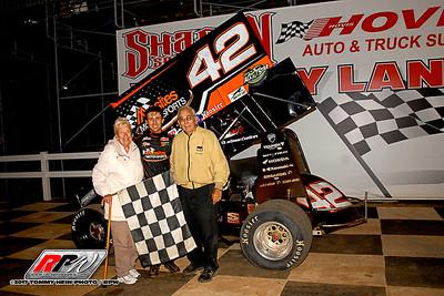 Sharon Speedway - 9/9/17 - Tommy Hein