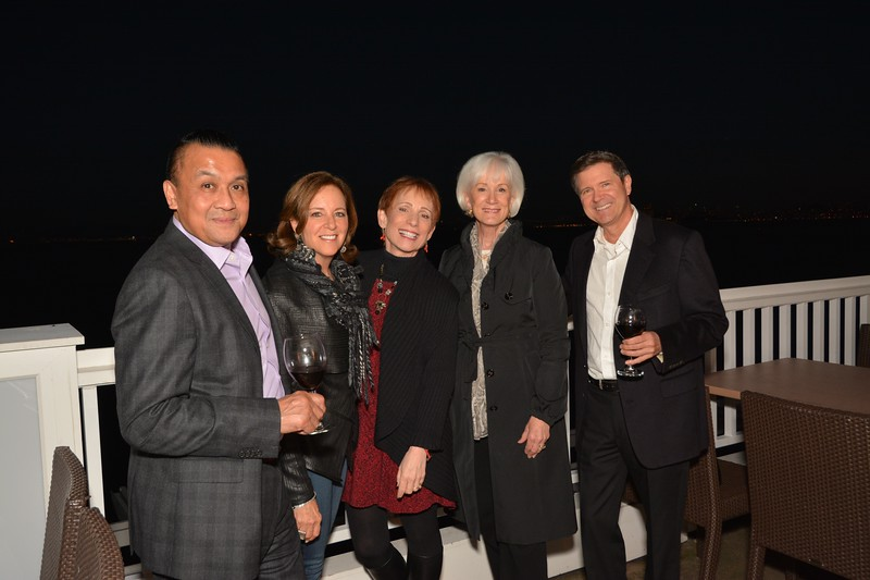 Ric Serrano, Ruth Livingston, Sandy Lipkowitz, Diane Doodha and Paul Bigley - 2014-01-10 at 00-32-47.jpg