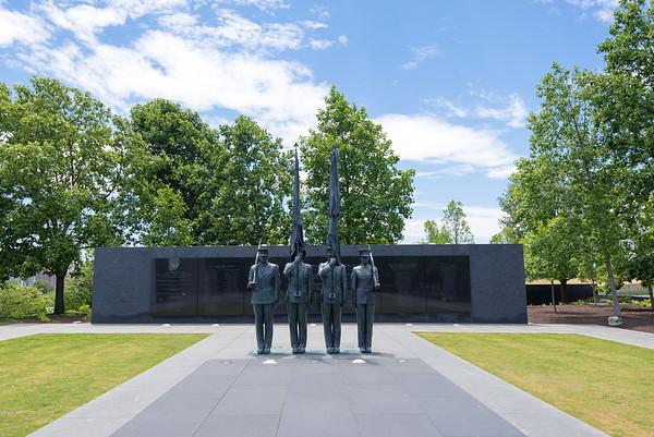 8. Air Force Memorial