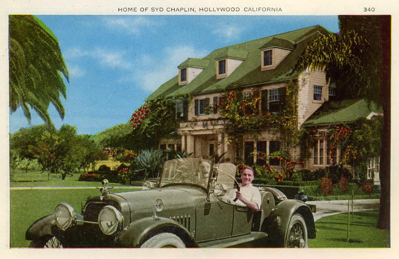 Home of Syd Chaplin