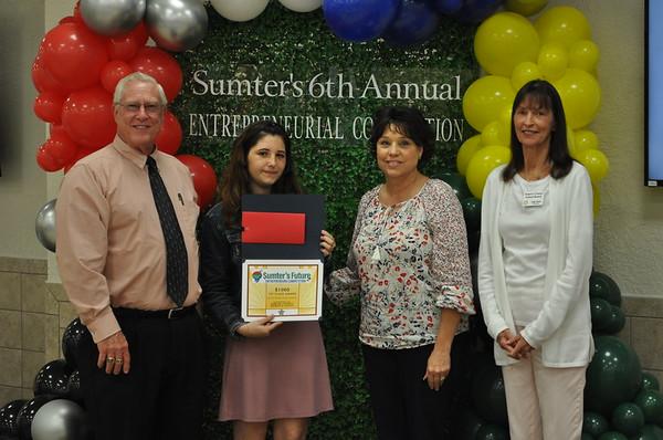 2021 - 6th Annual Entreprenueurs Contest