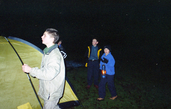 2002-02-08 Scout Camp at Kibblestone