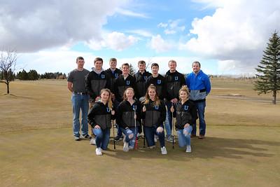 2019 Golf Team