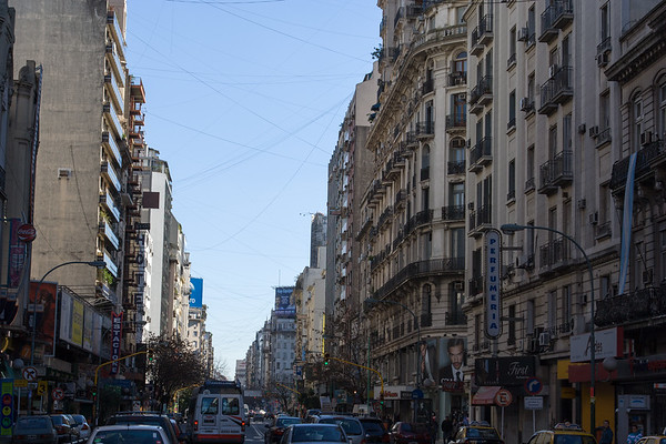 Buenos Aires, Day #1