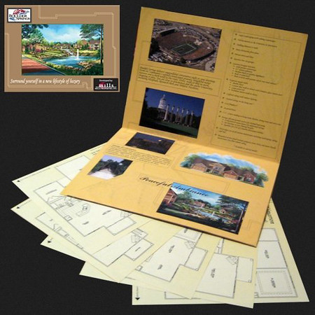 ReMax Real Estate Development Folder Kit