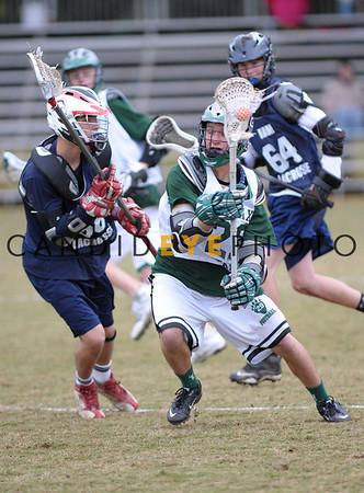 GBLax (U-19) vs. Orangevale Rams