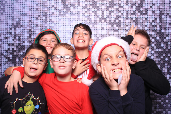 Roosevelt School Winter Party 2019