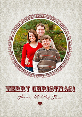 Christmas Cards - Michelle
