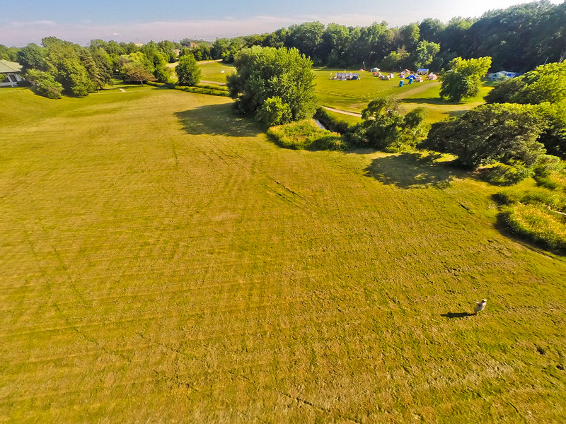 High-noon Summer at the Park 19 : Aerial Photography from Project Aerospace