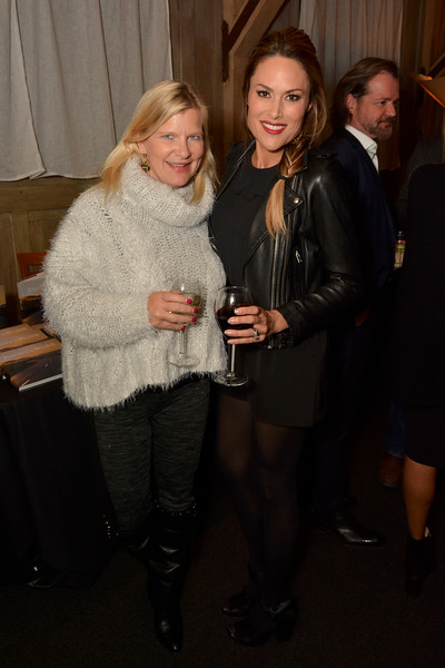 Jennifer Weiksner and Kara Warrin