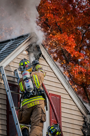 Wilmington, MA Working Fire - 7 Pleasant Rd. - 11/1/15