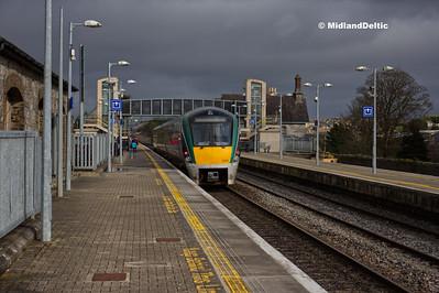 Portlaoise (Rail), 24-02-2020