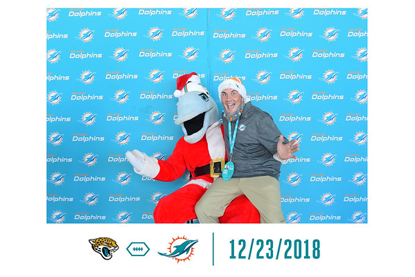 Dolphins December 23,2018