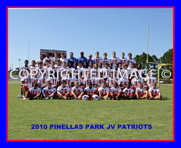 2010 PPHS JV FOOTBALL TEAM PICTURES