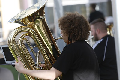 EPISD Community Band gives students chance to rehearse