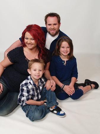 2011 Dec Family Portrait