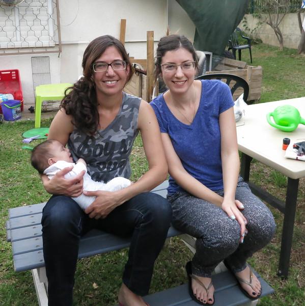 Libby, Maayan, Reut
