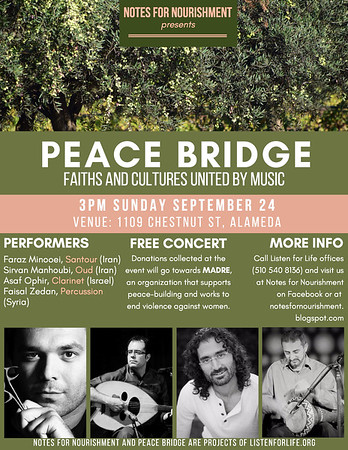 "170924 Program ""Peace Bridge"""