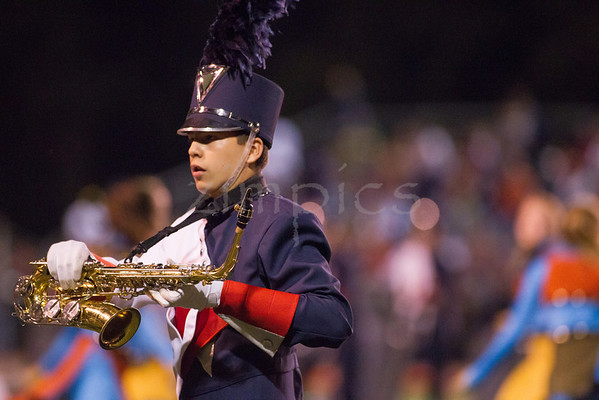 Red Land Band and Guard