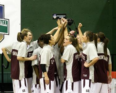 2011-03-10 BSC tournament quarter-final win over Idaho State