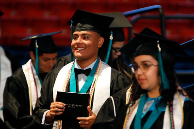 2019 Transmountain Early College High School Graduation