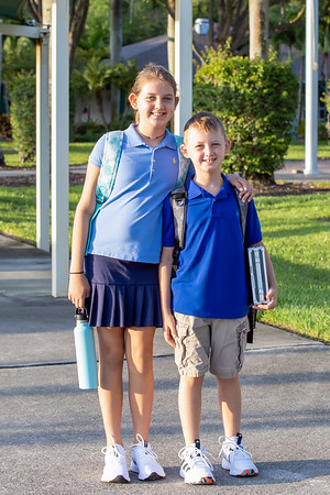 8.17.21 CSN First Day of School - Preview Gallery