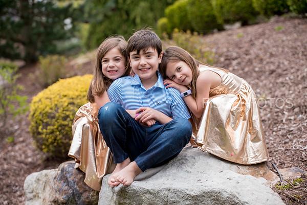 Zahn Family Spring 2020