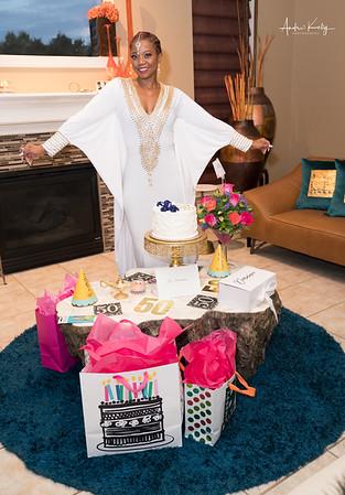 Dominique's Dubai in Houston 50th Birthday