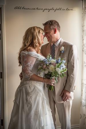 Heather & Kevin Wedding (Drexelle)