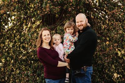 Miller Family - November 2020