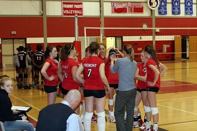 Girls Junior Varsity Volleyball - 2006-2007 - 1/8/2007 Quad