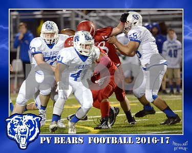 PVHS Football Action