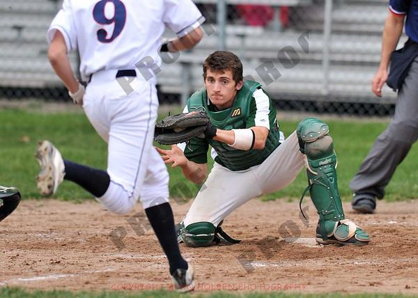 Varsity Baseball - Lumen Christi at Mason - May 17