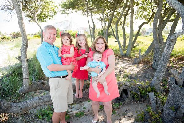 Sullivan's Island Family Portraits