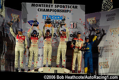 2006 American Le Mans Series Laguna Seca