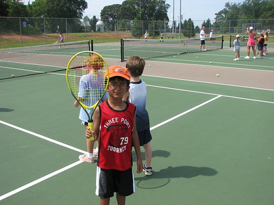 2011 Summer Sports & Recreation Camps Week 7