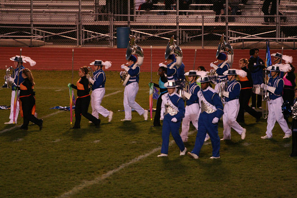 Truman Marching Band